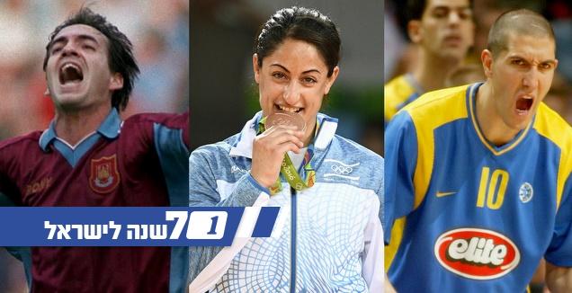 הכי ישראלי: מהו ענף הספורט האהוב עליכם?