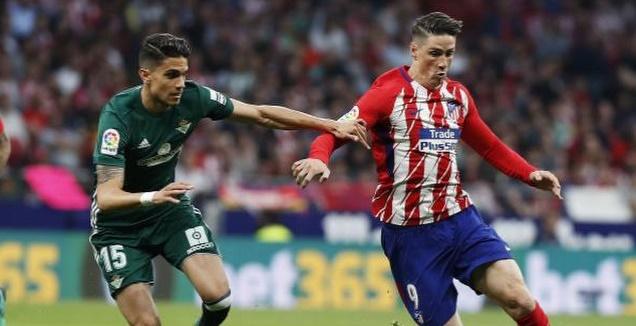 פרננדו טורס מול מארק ברטרה (La Liga)