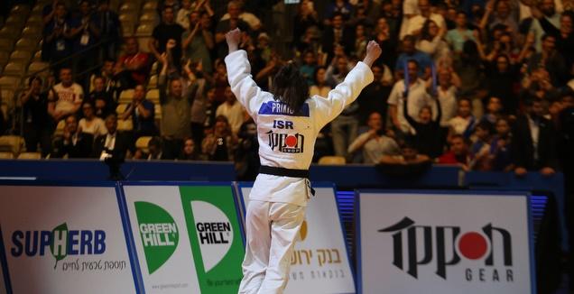 גפן פרימו באליפות אירופה בישראל (שחר גרוס)