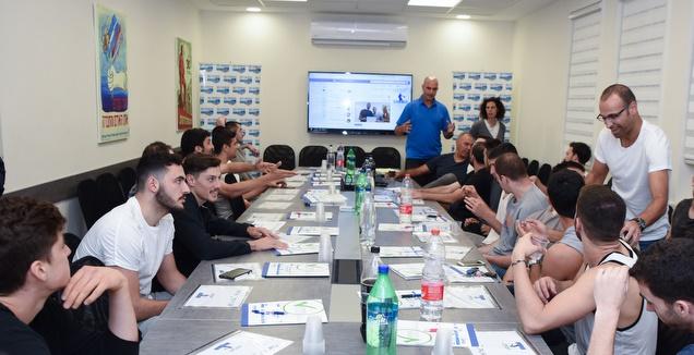 ישיבת ארגון השחקנים ושחקני ליגת ווינר סל (נעם מורנו)