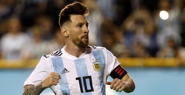 סופית: מסי וארגנטינה ינחתו בחמישי ב-21:30