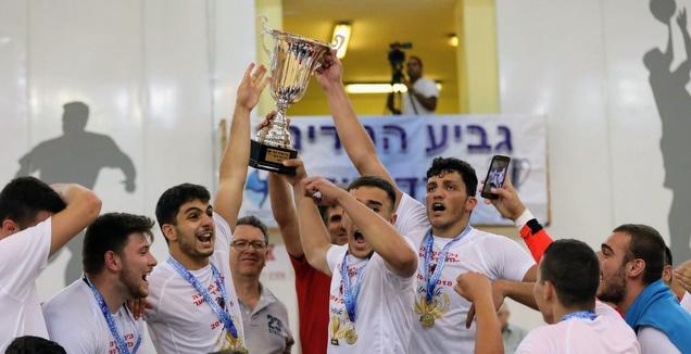 גביע המדינה לנוער (הדר ואן קולא, איגוד הכדוריד)