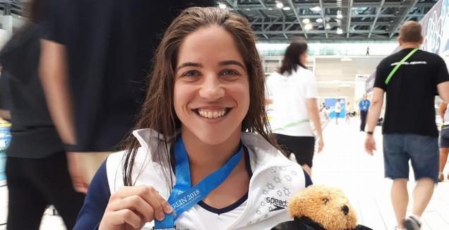 שלוש מדליות לישראל באליפות גרמניה הפתוחה