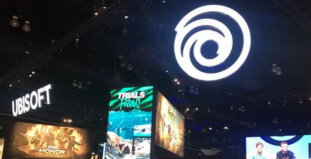 Ubisoft E3 (מערכת ONE)