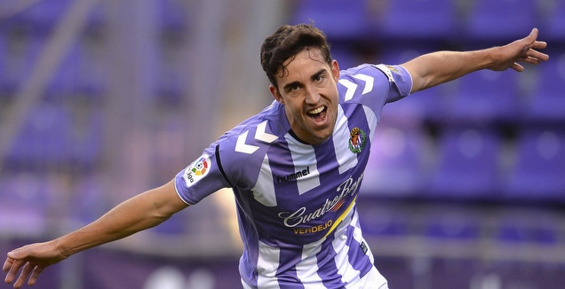 חיימה מאטה חוגג (La Liga)