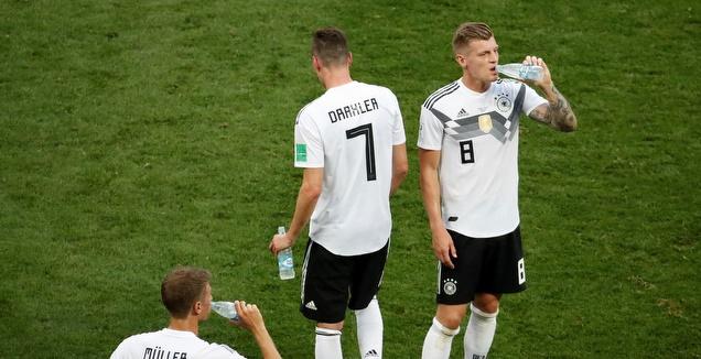 שחקני גרמניה (רויטרס)
