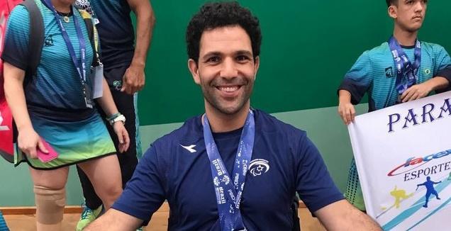 אמיר לוי (באדיבות הוועד פראלימפי)