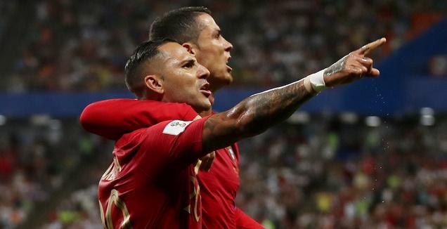 פורטוגל בשמינית הגמר, תפגוש את אורוגוואי