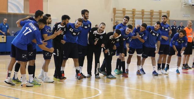 נבחרת ישראל בכדוריד (הדר ואן קולא)