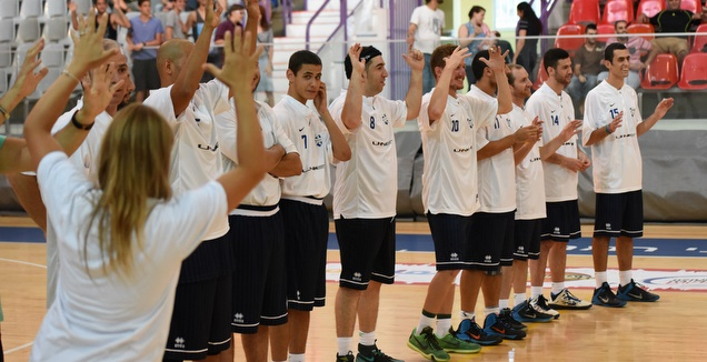 נבחרת ישראל בכדורסל לחירשים (נעם מורנו)