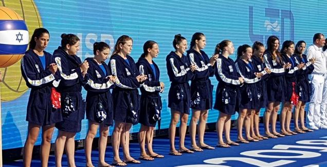 נבחרת ישראל בכדורמים נשים (באדיבות איגוד הכדורמים)