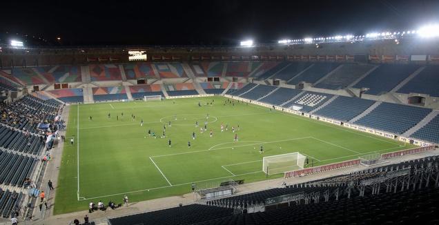 אצטדיון טדי (אורן בן חקון)