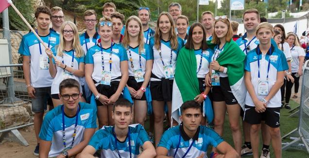 אולימפיאדת הילדים הבינלאומית (רונן חורש)