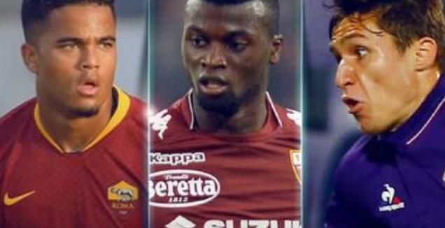 חמשת הצעירים המבטיחים של הליגה האיטלקית (מערכת ONE)