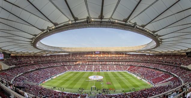 וונדה מטרופוליטנו מלא עד אפס מקום (La Liga)