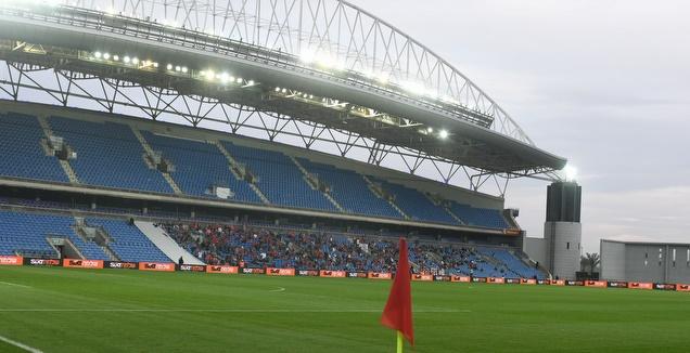 האצטדיון בנתניה (עמרי שטיין)