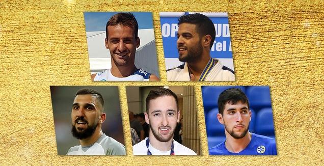 """הצביעו: מי יהיה ספורטאי השנה של תשע""""ח?"""