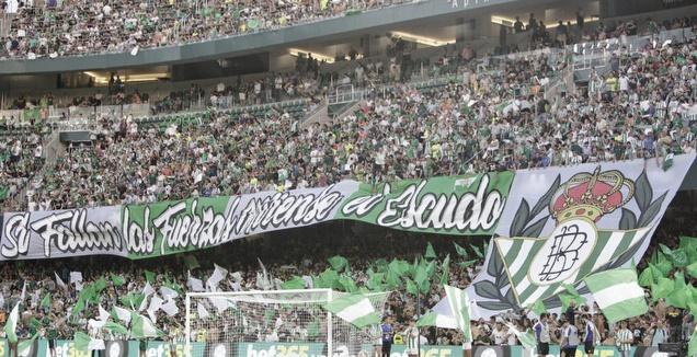 אוהדי ריאל בטיס (La Liga)