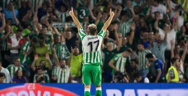 חואקין מודה לקהל (La Liga)