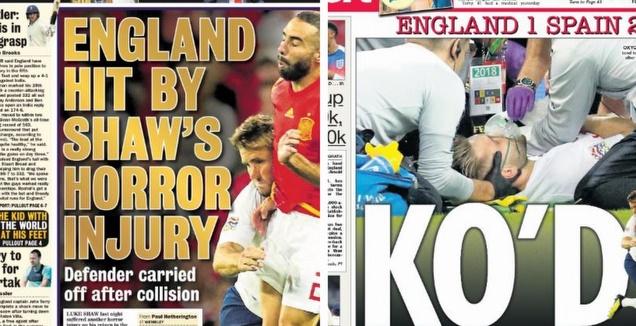 שערי העיתונים באנגליה
