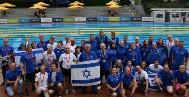נבחרת ישראל (צילום: גיא שמואלי ועמי כרמל)