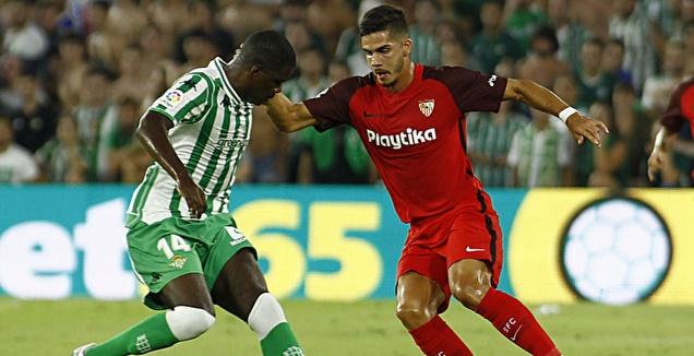 אנדרה סילבה מול וויליאם קראבליו (La Liga)