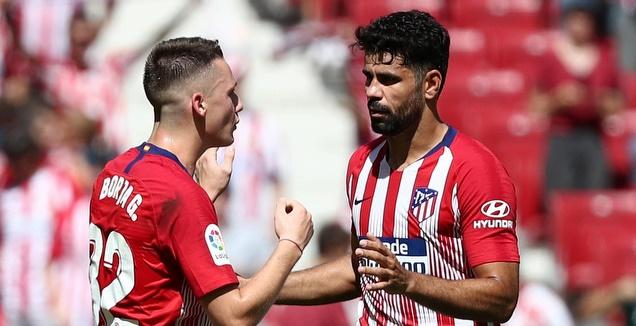 בתום דרמת ענק: 1:1 בין אתלטיקו מדריד לאייבר
