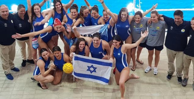 נבחרת ישראל בכדורמים (באדיבות איגוד הכדורמים)