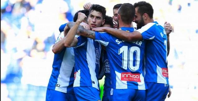 0:1 לאספניול על לבאנטה משער נהדר של גארסיה