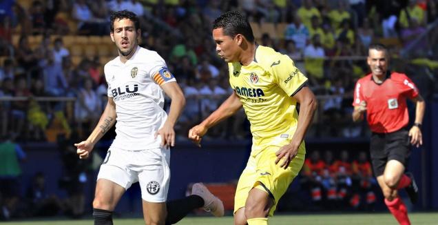 קרלוס באקה מקדים את דני פארחו (La Liga)