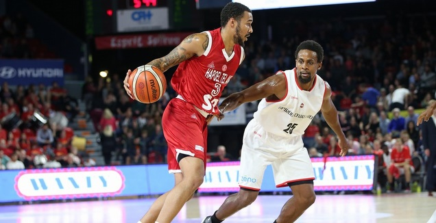 דאלאס מור מול האמונדס (FIBA)