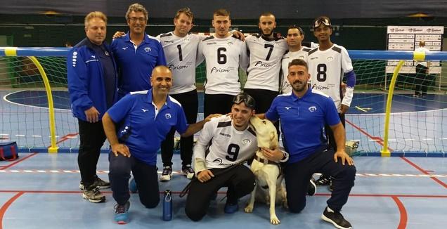 מקום 6 לישראל באליפות אירופה דרג ב' בכדורשער