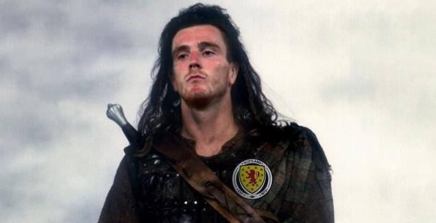 לב אמיץ: הילד הצנום שהפך למנהיג של סקוטלנד