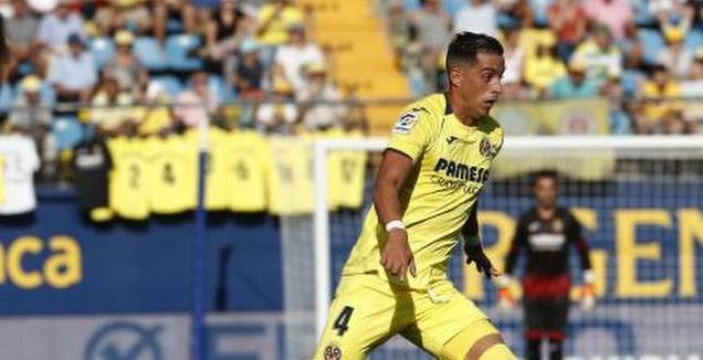 דקה 20: ויאריאל - אתלטיקו מדריד 0:0