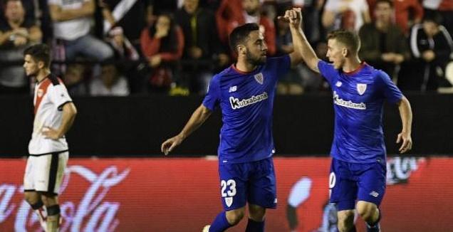 איקר מוניאין חוגג את השוויון (La Liga)