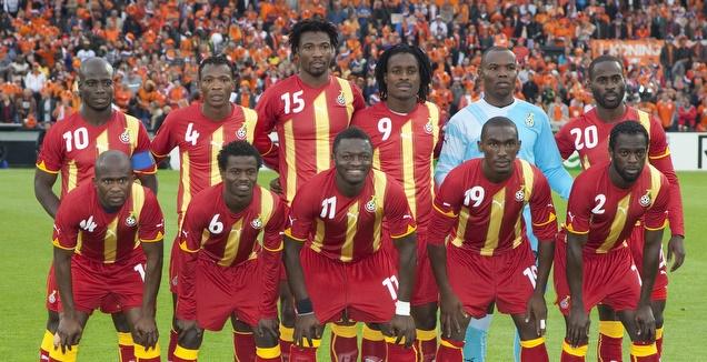 בואטנג ופנטסיל במדי גאנה (רויטרס)