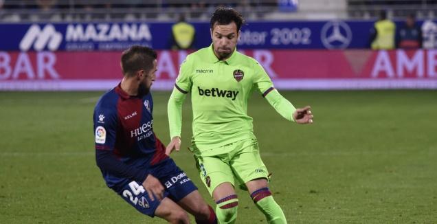 חורחה מירמון מנסה לחטוף לטוניו גארסיה (La Liga)
