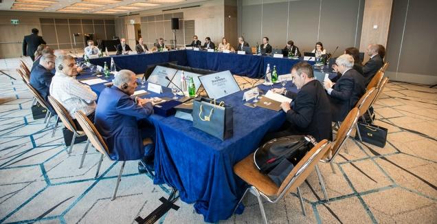 ישיבת דירקטוריון היורוליג (האתר הרשמי של מכבי ת&qout;א)