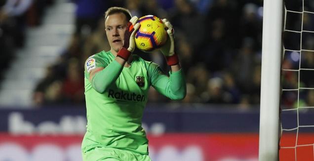 מארק-אנדרה טר שטגן (La Liga)