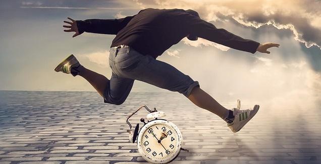 זה הזמן לשפר את זמני הריצה (צילום: Myriams-Fotos)