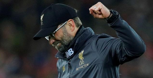 קלופ: אנחנו ליברפול, זה מחייב אותנו לנצח תמיד