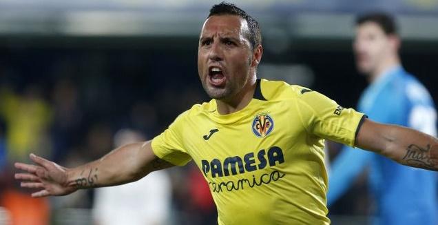 סנטי קאסורלה חוגג (La Liga)