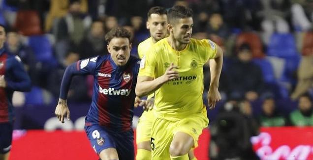 חואנפה רמירס עם הכדור (La Liga)