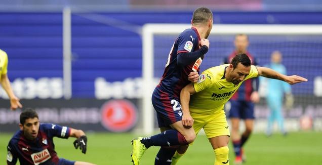 סנטי קאסורלה נאבק באנאיץ ארבייה (La Liga)