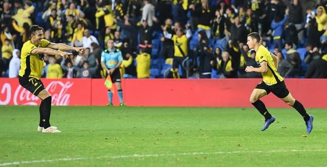 לא נעים: 0:1 לנתניה על אשדוד, המאמן הורחק