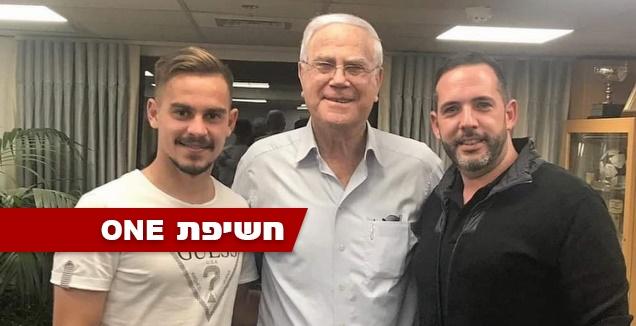 רשמית: מקסים פלקושצ'נקו סגר במכבי חיפה