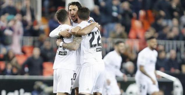 פשיטת העטלפים: ולנסיה ניצחה 0:3 את ויאריאל