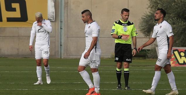 """ממשיכה לקרוס: 0:2 ללוד על קטמון, ניצחון לפ""""ת"""
