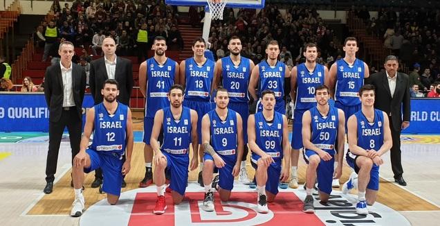 נבחרת ישראל בסרביה (איגוד הכדורסל)