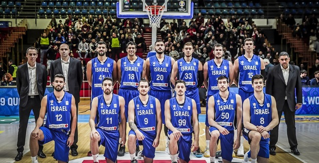 שחקני נבחרת ישראל (FIBA) (מערכת ONE)